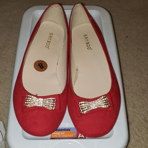 Red Bamboo flats
